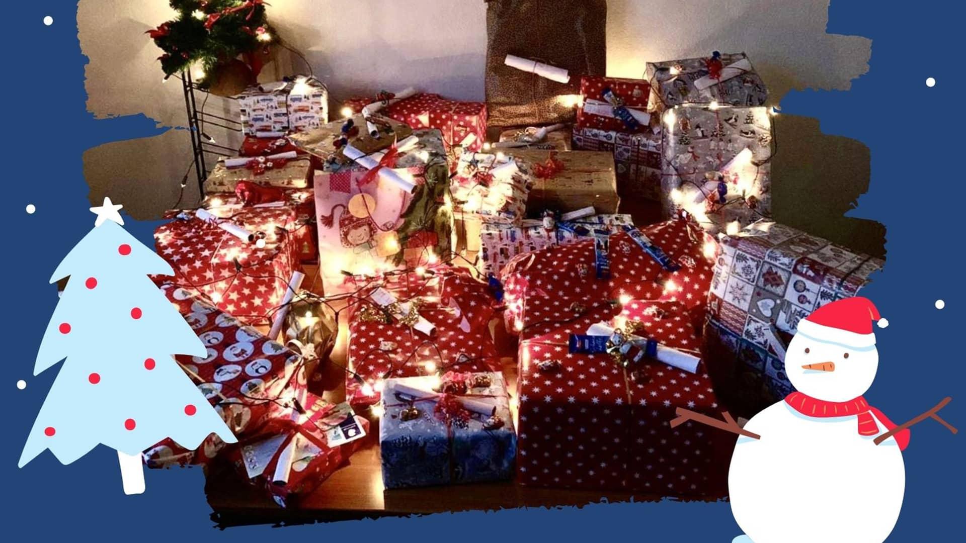 Ein frohes Weihnachtsfest und für das Jahr 2021 beste Gesundheit!